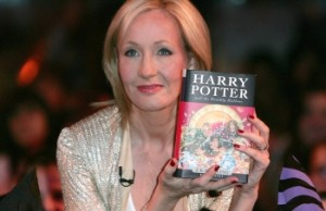 JK Rowling Launches Seventh and Final Harry Potter Book